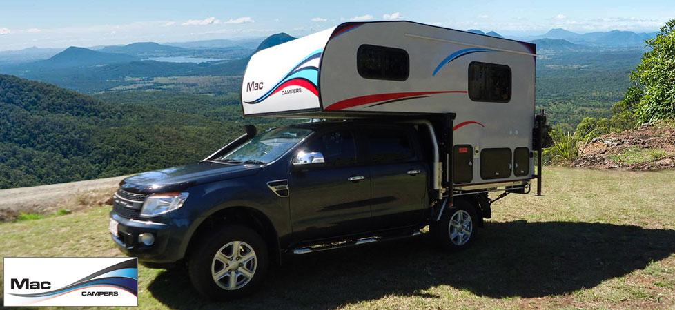 Mac Campers – Slide On Campers from Mac Campers